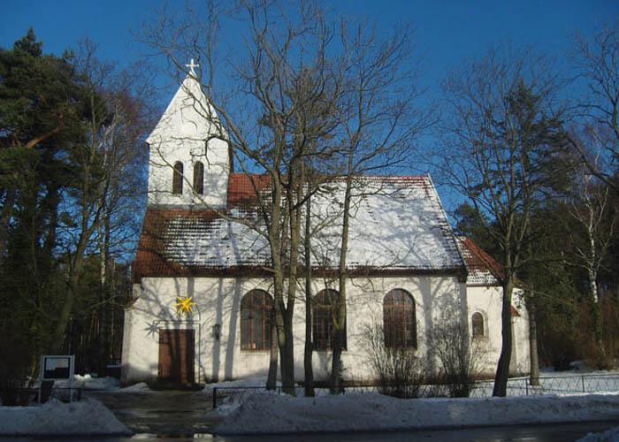 Evangelische Kirche Karlshagen