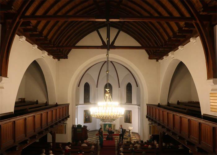 Küster Evangelische Kirche